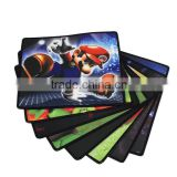 Locking Edge Mouse Mat Gaming Mouse Pad Mousepad