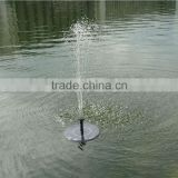 Factory Wholesale TOP Quality China Solar Water Pumps / Garden Solar Fountain