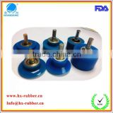 all kinds of woodworking machinery rubber / silicone wheel parts Made in China
