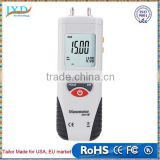 Digital LCD Backlight Manometro Pressure Gauges Differential Air Pressure Meter PSI Instrument Data Hold
