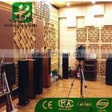 solid wood QRD sound diffuser for audition room/home theater