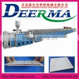 pvc ceiling board making machine/pvc ceiling panel extrusion machine/pvc ceiling extruder machine