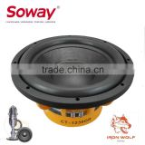 Cometa CT-1230OR 12inch 2000W Orange subwoofer/powered speaker for car/speaker subwoofer 1000w car