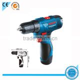 BOSCH TSR 1080-2-LI 10.8V Rechargeable electric drill augers tool