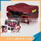 dye sublimation printing machine on polyester,plastic,cotton. 3d dye sublimation machine                                                                         Quality Choice
