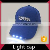 infrared led hat with custom logo pattern