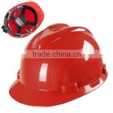 knob button safety helmet CE approved ABS electrical safety helmet with chin strap workplace protection safety helmet