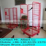 Folding Transport Roll Container/Roll trolley