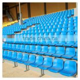 Cheap outdoor using plastic stadium chairs, chair for indoor gyms
