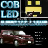 Multi Addapters T10 Ba9s Festoon Car LED Dome Interior Lighting Kit Car Accessories for 2014 Toyota Corolla
