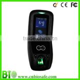 Touch Screen Biometric Camera Fingerprint And Face Integrated Security Systems(HF-FR701)