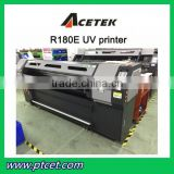 1.8m Roll To Roll Xenons UV Printer Led