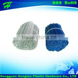 PP plastic coated dual core nose wire for disposable surgical face mask