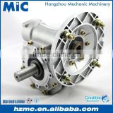 ISO9001 Certificate VF Series Worm Drive Right Angle Italy Design Speed Gear Box