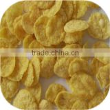 Crispy Grains Product Breakfast Cereal Snack Food Bulk HALAL Roasted Corn Flakes