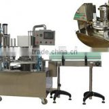 Automatic Glass Jars Vacuum Capping Machine