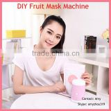 Home Beauty Spa Skin Treatment DIY Vegetable & Fruit Facial Mask Maker Machine