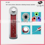 best skin care ultrasonic beauty care instrument / facial beauty treatment / face care beauty machine