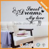 01-00050 Goods from china sky wall sticker removable islamic and arabic wall stickers