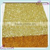 YHR#10 bright gold sequin banquet wedding wholesale table runner cloth overlay linens                                                                         Quality Choice