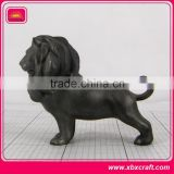 small bronze lion sculptures with antique finishing figurines home decor