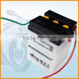 Well manufacturing steady working sealed dry charged storage pp cover motorcycle battery manufacture factory