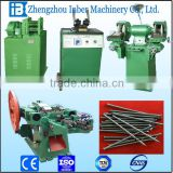 Nail Drill Type coiled nail screw making machine