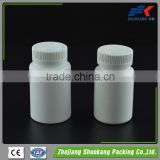 HDPE disposable empty round 150ml pill plastic bottle for medicine usage                                                                                                         Supplier's Choice