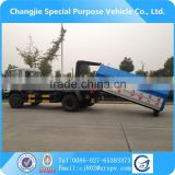 Dongfeng Sinotruck Foton small garbage truck, mini container detachable garbage truck for sale