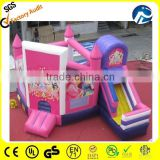 2014 hot sell inflatable princess castle /inflatable air castle