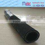 wholesale pressure washer hose large hydraulic hose /rubber hose 4sp/4sh wire spiral pipe