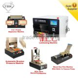 NEW Full Set Separator and Frame Machine For LCD Screen Repair Automatic OCA Film and Glue Remove Machine