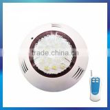 Shenzhen manufactuer Surface Mounted led underwater light with Remote Control