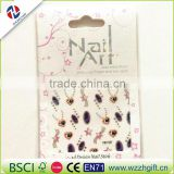 Nail Art Designs Water Transfer Tips DIY Flower Printing Nail Sticker for Gel Polish Manicure Pedicure Tools