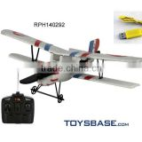 2 Channel rc toy glider plane