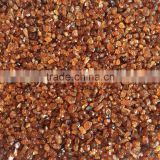 Natural hessonite garnet rough orange brown raw lot loose semi precious gemstones