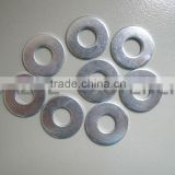 high quality USS flat washer zinc plated