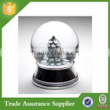 JHB Factory Christmas Resin Tree Snow Globes Wholesale