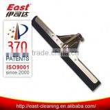 soft rubber squeegee floor with long handle