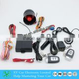 smartphone gsm/gps car alarm compatible with ios and android phone ,car engine start XY-906