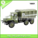 wholesale diecast cars military vehicles for sale toys mini car metal toy car diecast truck pull back car mechanism