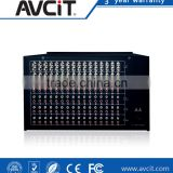 AV Control Solution, 32x24, 32 Channel Input, 24 Channel Output, Professional Audio Video Matrix Switcher
