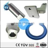 customized stainless steel 316/304/303 sheet pipe fast supplier factory clamp with turning grinding polishing cnc