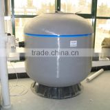 Recirculating aquarium filter water filter system sand filter