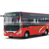 High performance DongFeng EQ6670CBEVT electric bus new energy bus