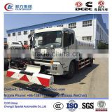 Dongfeng 4*2 4*4 type 180 hp~210 hp 9 ton heavy duty sweeper