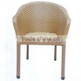 Chair, patio chair relaxing product plastic rattan chair