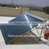 Split U-type heat pipe solar collector product with tank 300L