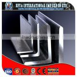 high quality hot rolled equal angle & angle steel bar