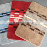microfiber color changing thin bath mats and rugs